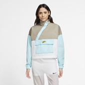우먼스 나이키 스포츠웨어 아이콘 클래쉬 아노락 재킷